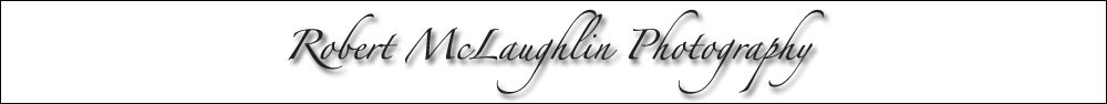 Robert McLaughlin Photography logo